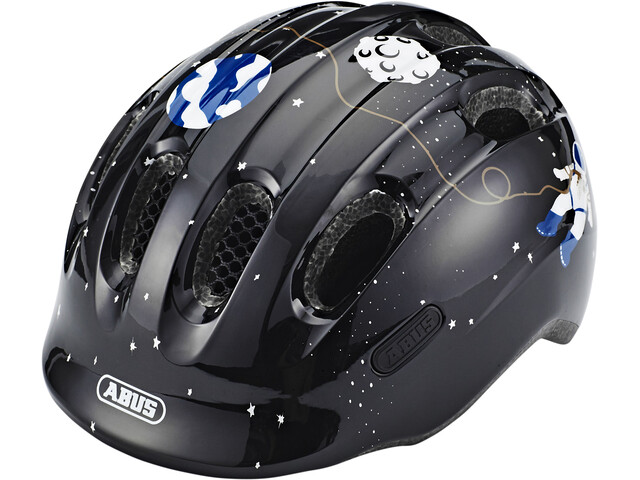 ABUS Smiley 2.0 Casco Niños, black space